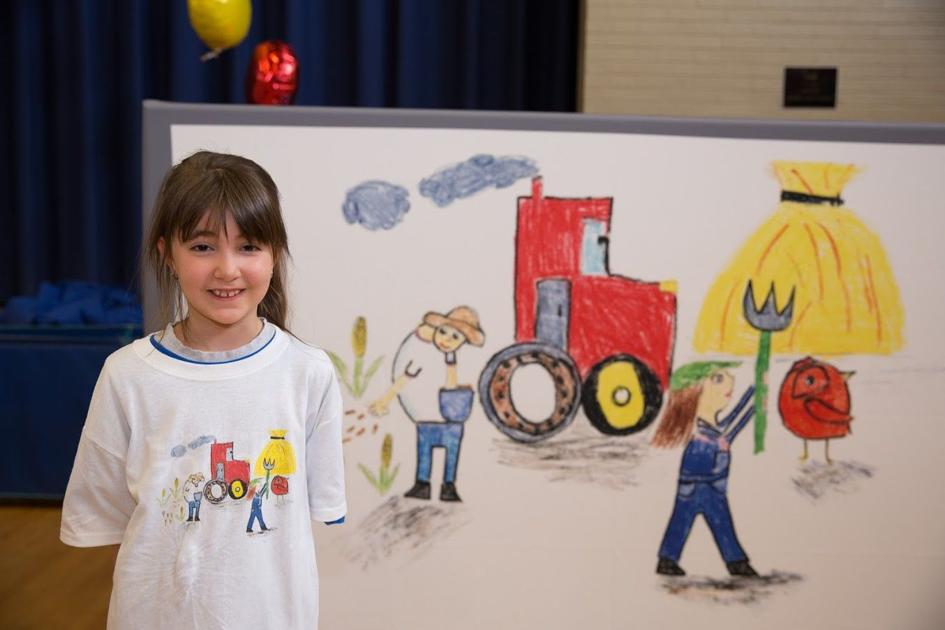 Cheshire 3rd grader advances in Google doodle competition