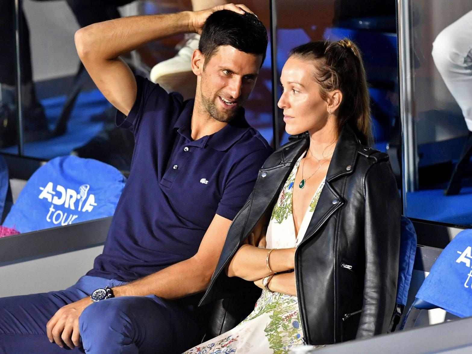 Novak Djokovic And The Adria Tour The Exhibition Event That Shocked Tennis Sports Wfsb Com