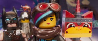 'The Lego Movie 2' doesn't hold together as well as first part