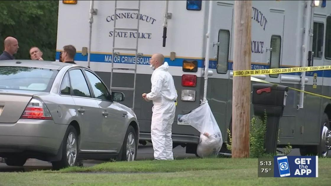 Person of interest in Enfield death crashes car in Wethersfield
