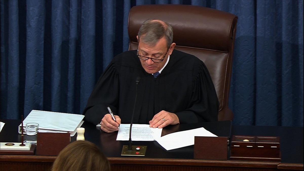 Senate impeachment trial kicks off with heated fight over rules