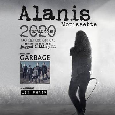 Alanis Morissette is coming to Hartford.