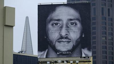Colin Kaepernick S Nike Ad Wins Emmy For Outstanding Commercial Wfsb Com
