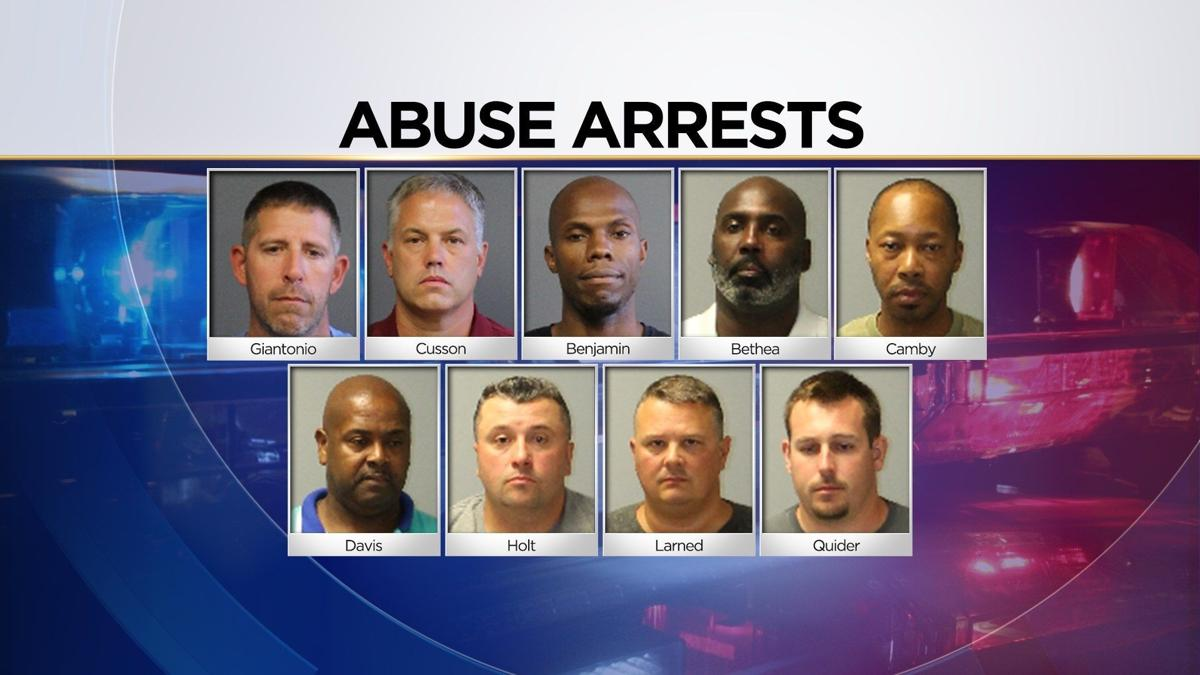 Nine CVH employees arrested following abuse allegations