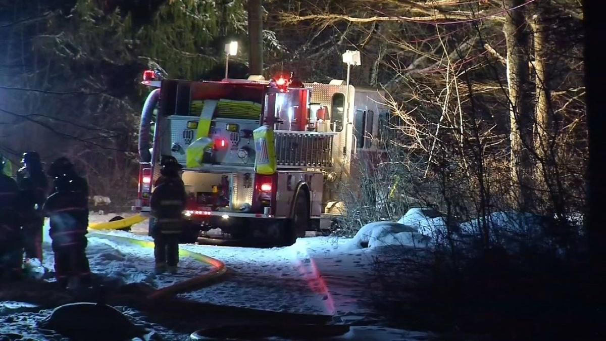 Authorities investigate deadly fire in East Haddam