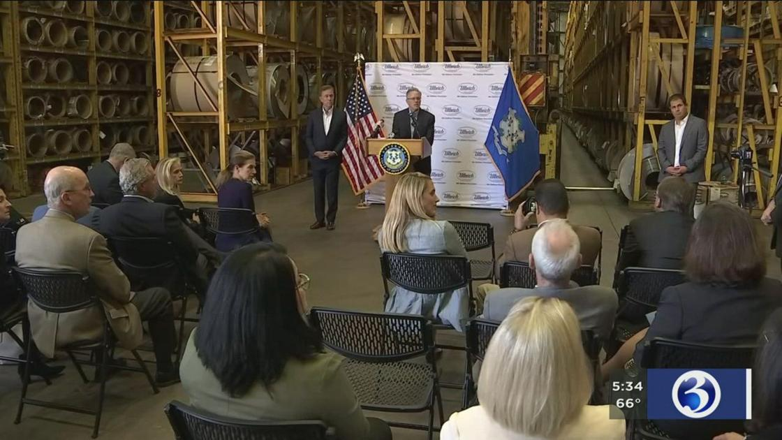 New state hire will focus on growth in manufacturing industry