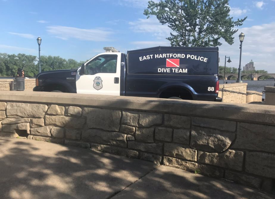 East Hartford River Search
