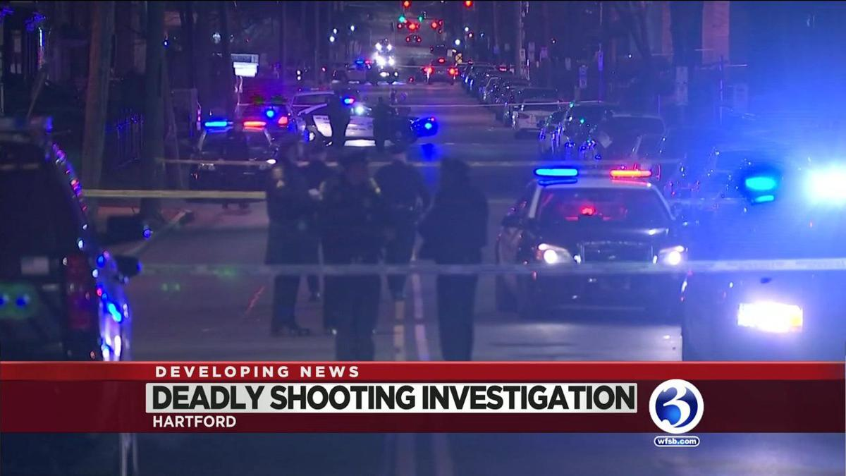 Video: 35-year-old man identified in deadly Hartford shooting