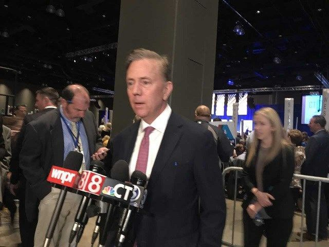 Ned Lamont wins Democratic nomination for Governor