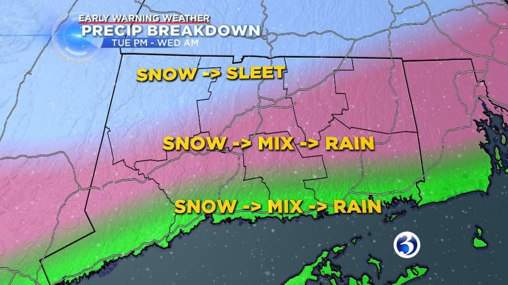 Snow begins later this morning, will impact evening commute