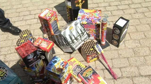 Bill that would've allowed certain fireworks in CT fizzles out