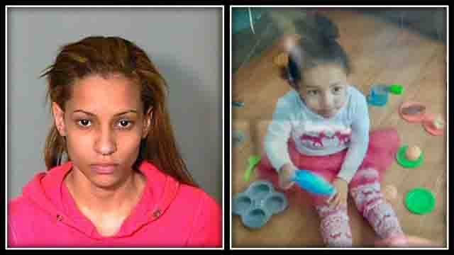 Mom without parental custody took 3-year-old from hospital