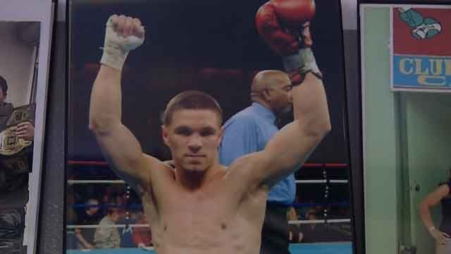 Family mourns the loss of New Haven boxer killed in crash