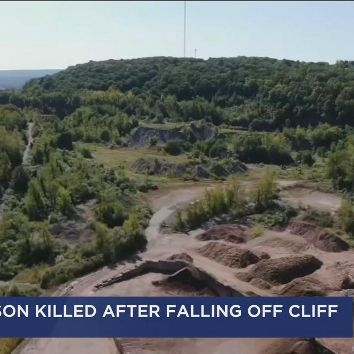 Father Son Killed In Cliff Fall Worked For Same Company News Wfsb Com