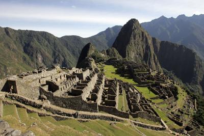 Six tourists arrested after feces found at sacred Machu Picchu temple