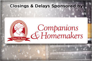 Closings & Delays | wfsb com
