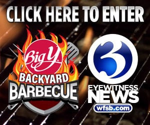Enter to win a Big Y Backyard BBQ