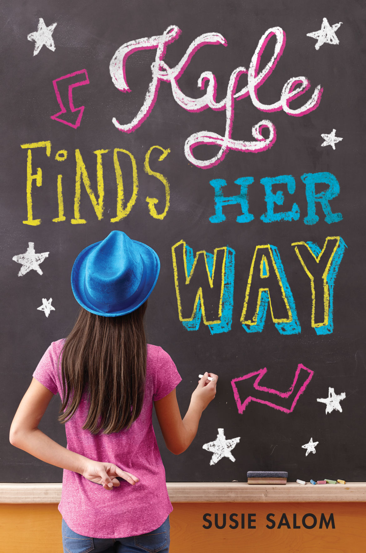 """Kyle Finds Her Way"" is available on Amazon and at Barnes & Noble."