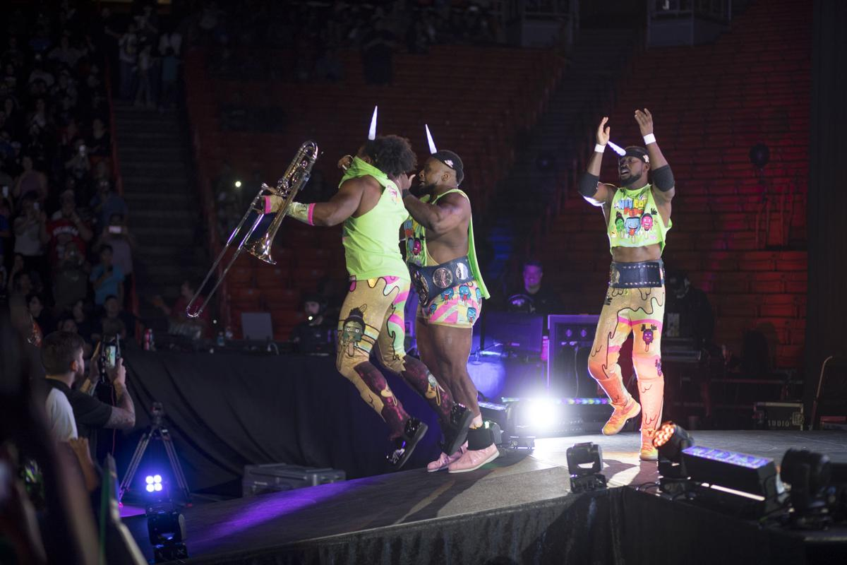 WWE Live Returns to the Don Haskins Center