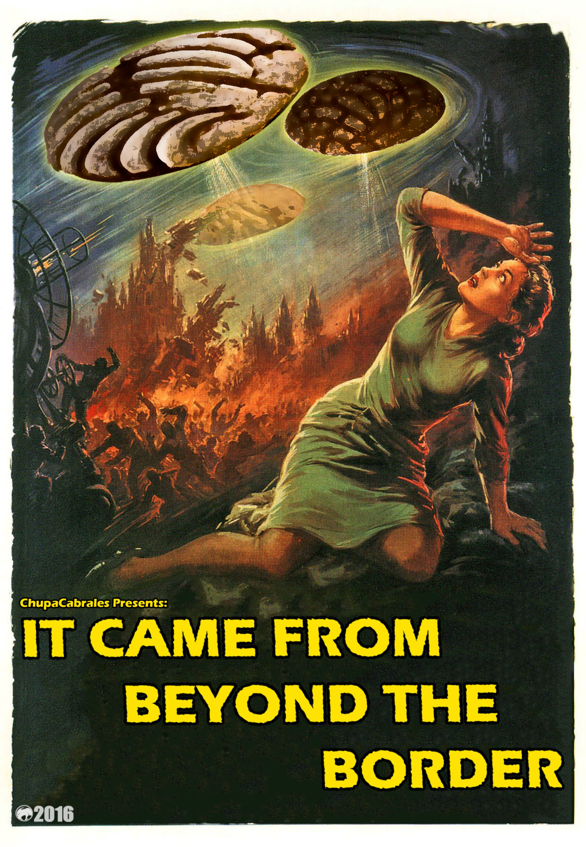 It Came From Beyond the Border