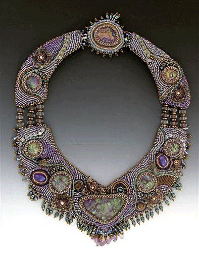 Necklace by Leah Ready
