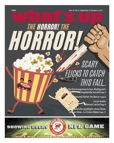 The Horror! Scary flicks to catch this fall