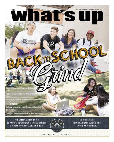 Back to school grind cover