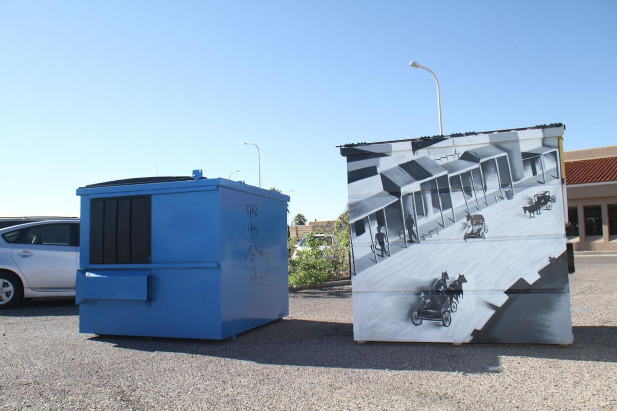 downtown public art project makes old las cruces new again