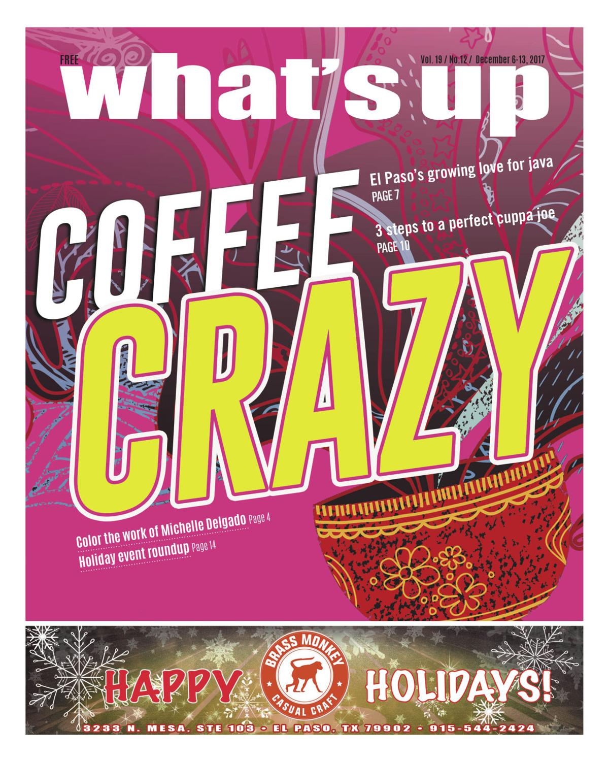 Coffee crazy features whatsuppub coffee crazy cover solutioingenieria Images