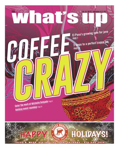 Coffee Crazy Cover