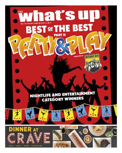 BOTB party and play cover
