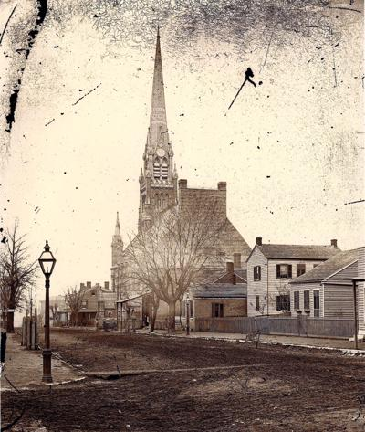 The history of Salem Evangelical Church