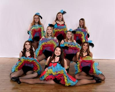 Jen's Dance Academy Senior Company