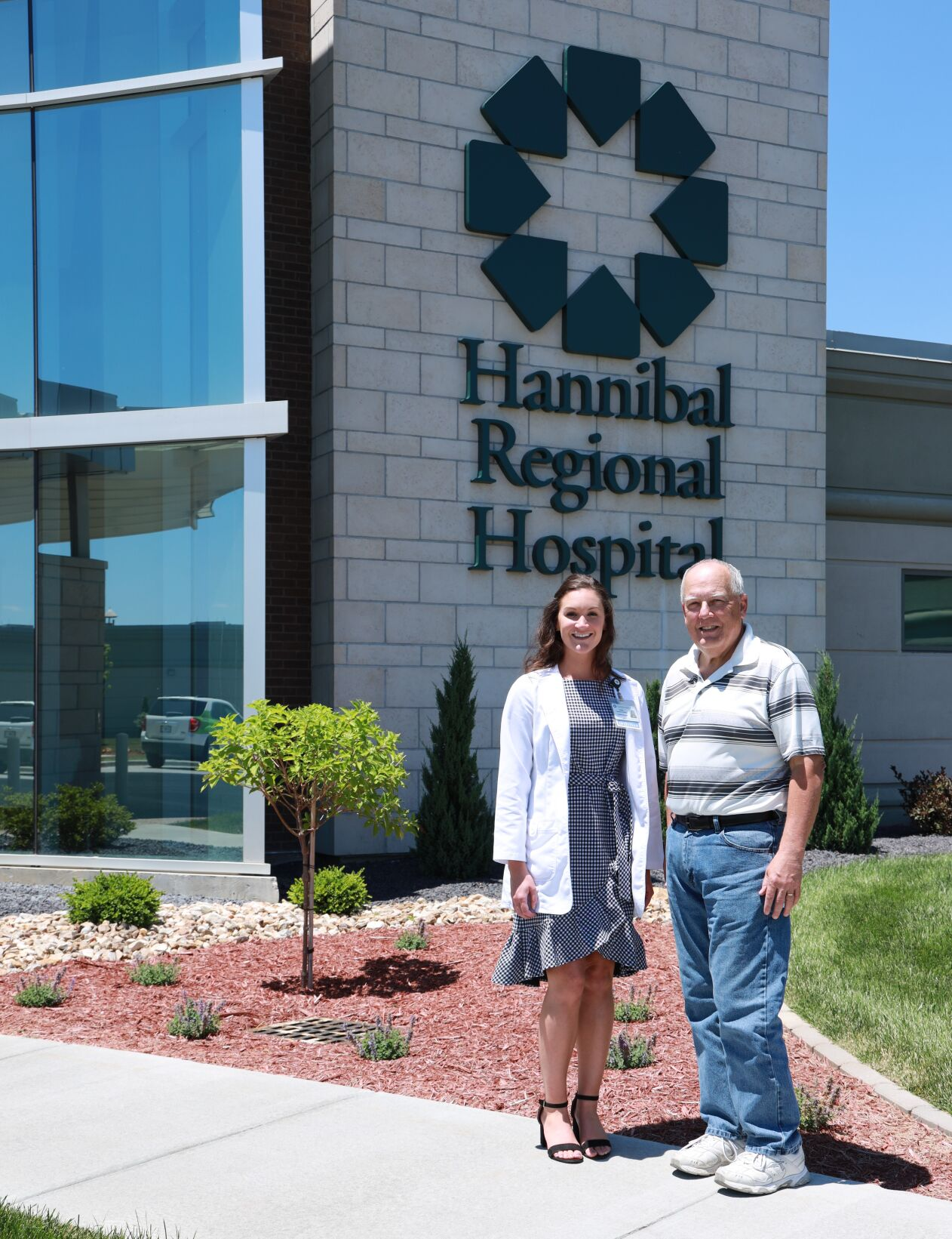 Hannibal Regional helps local resident lose 49 pounds