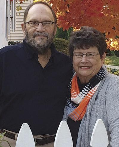 Married 50 years: Phil and Joy Shults