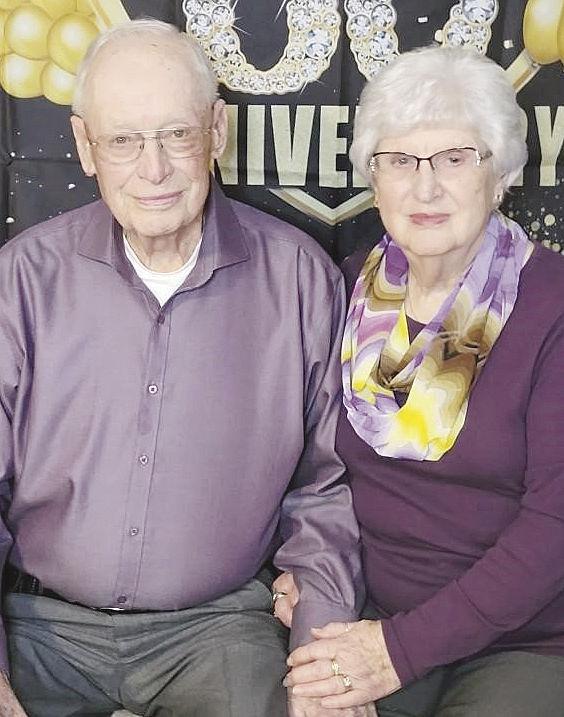 Raymond and Marjorie Gottman OLDER