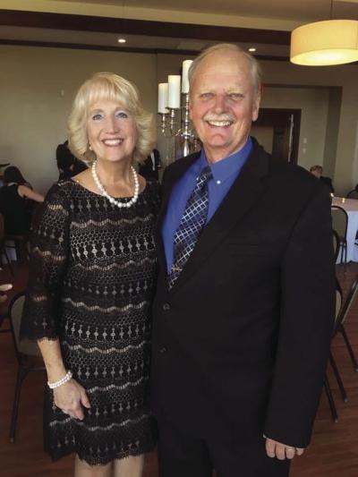 Married 45 years: Gerald and Peggy Koetters