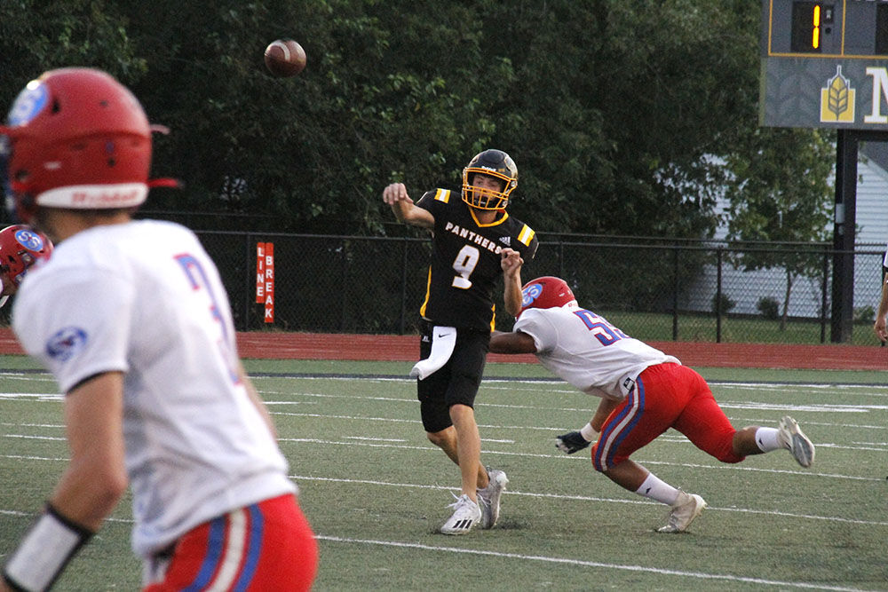 Monroe City crushes South Shelby to win home opener