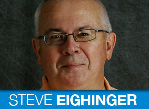 Steve Eighinger Column Sig