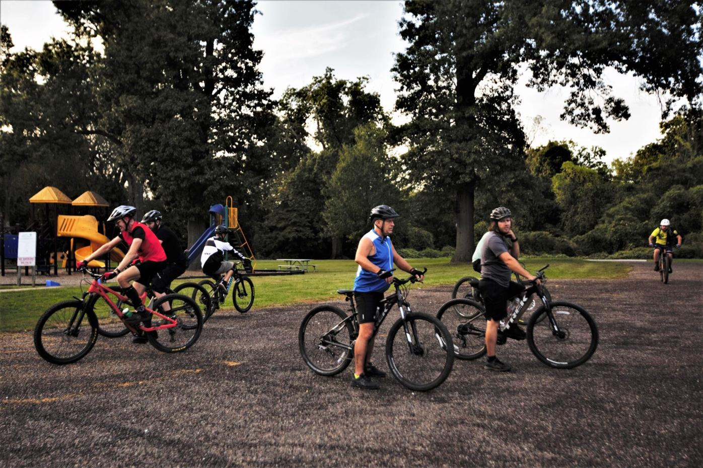 Hitting the trails for 'Taco Tuesday'
