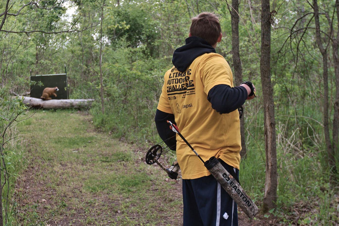 Gardner Camp - 3D Archery