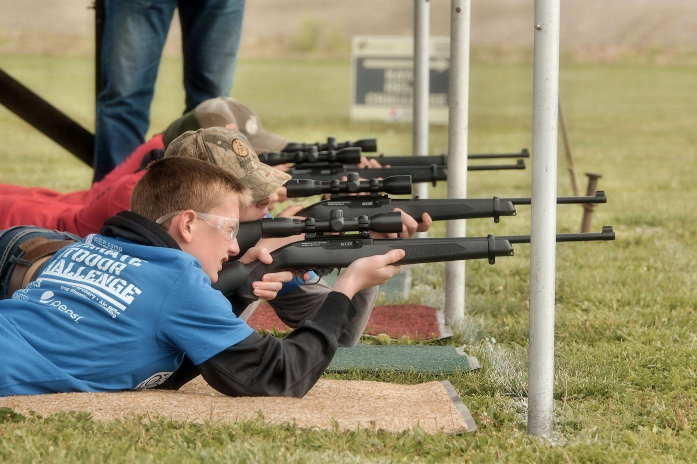 Gardner Camp - Air Rifles