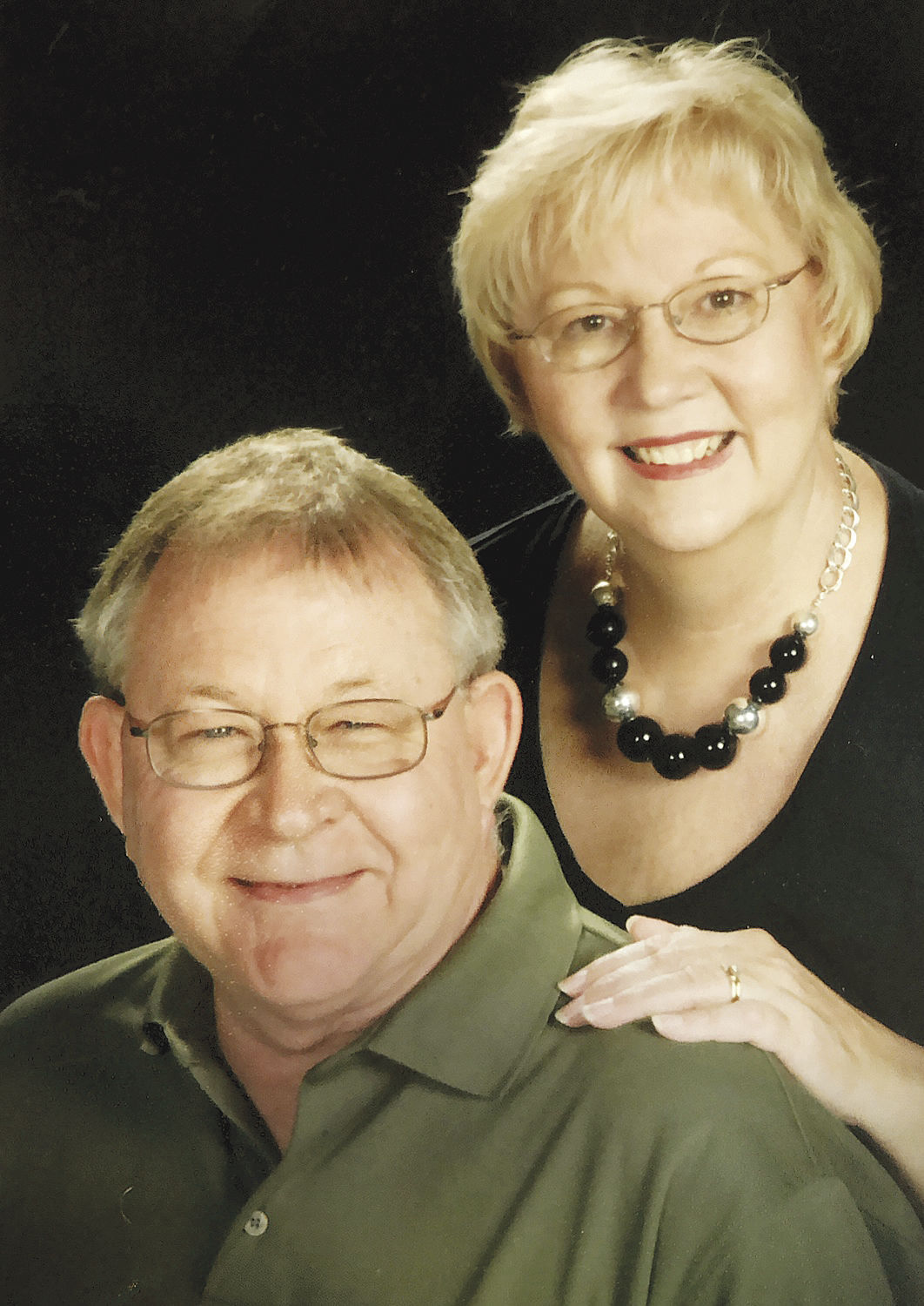 Mike and Cheryl Thevil (OLDER)