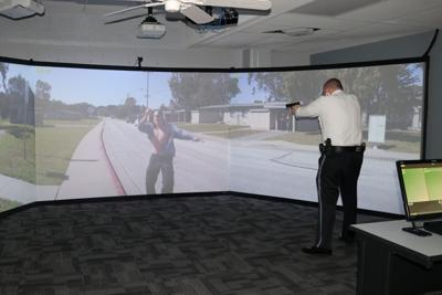 Hannibal police use training simulator