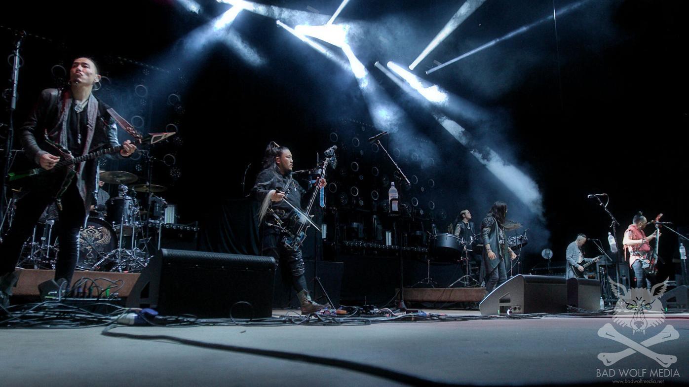 The Hu Band