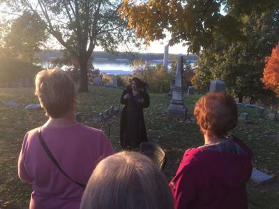 Historical Society to host Woodland Cemetery tours