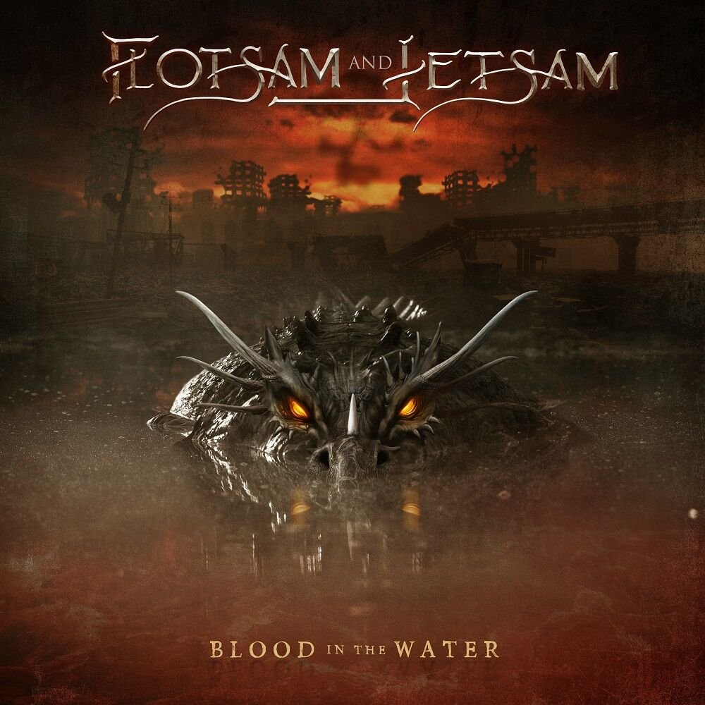 Blood in the Water album cover