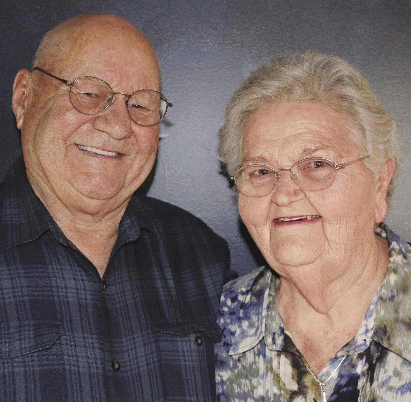 Bill and Okle Hinkle OLDER