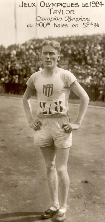 Olympic series part 2: F. Morgan Taylor was a three-time medalist