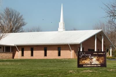 Easter weekend with open churches